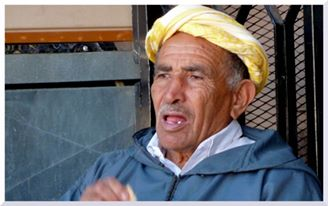 portrait marocain